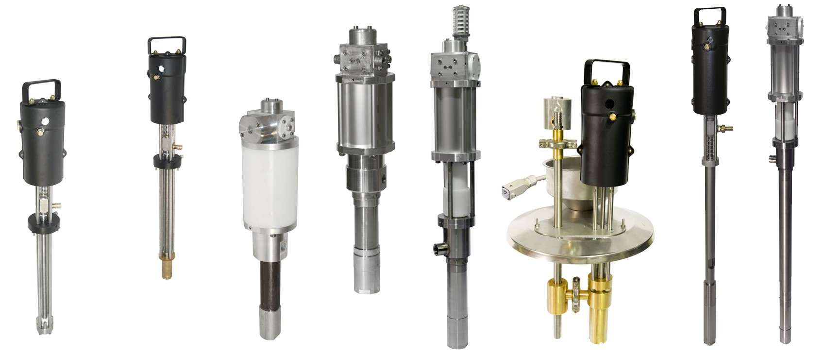 Air Operated Piston Pumps