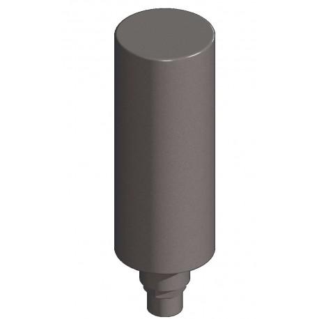 Antipulsatore Statico Acciaio 0,5 Litri